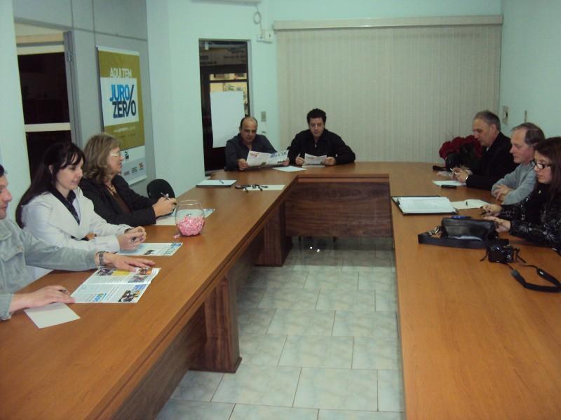 Reunião Distrital foi realizada em Itaiópolis