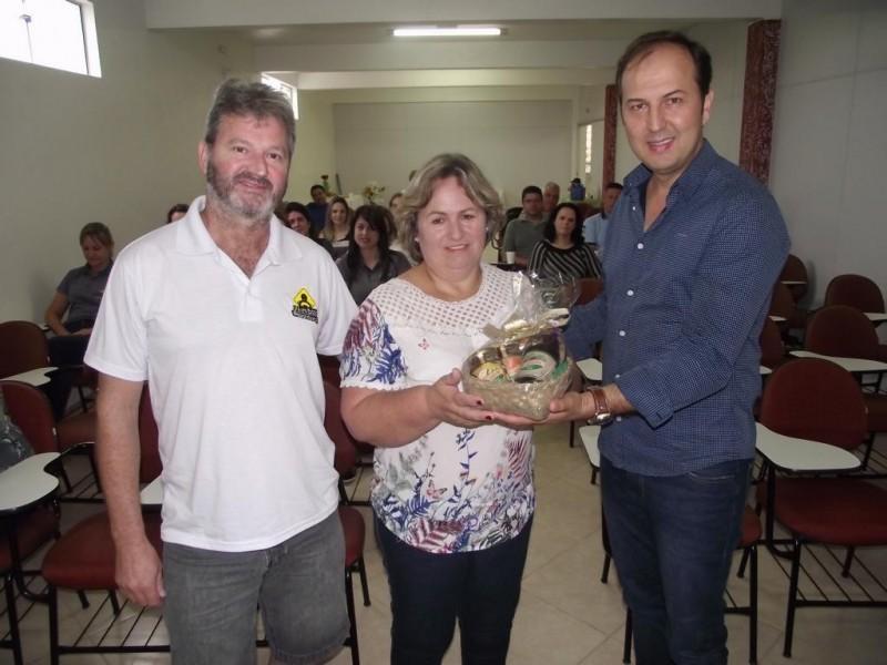 9° Café Palestra contou Trajetória Empresarial de  Rosangela Rosa dos Santos