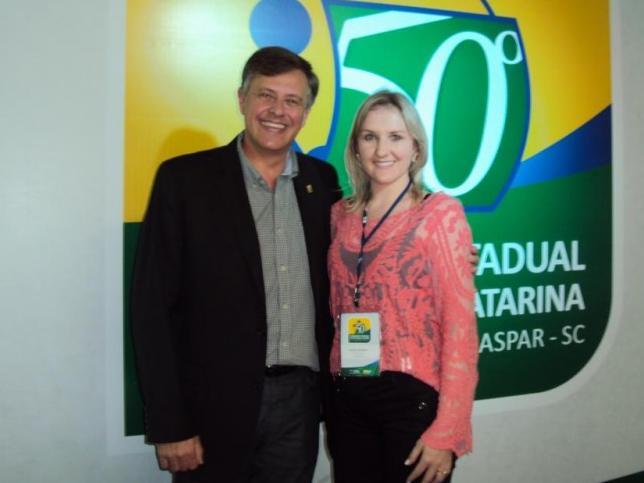 CDL de Itaiópolis participa do 50° Seminário Estadual do SPC