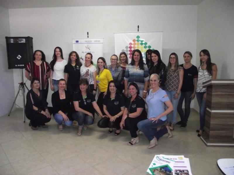 ENCONTRO MULHERES de NEGÓCIOS incentiva abertura de Núcleo de Mulheres Empreendedoras em Itaiópolis
